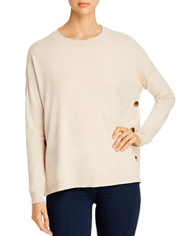 Vero Moda - Chou Karis Side-Button Sweater