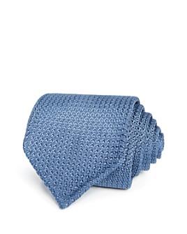 Drake's - Grenadine Solid Knit Silk Classic Tie