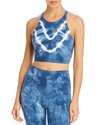 Electric & Rose - Grayson Tie-Dye Sports Bra