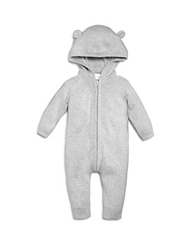 Bloomie's - Unisex Bear Hooded Coverall, Baby - 100% Exclusive