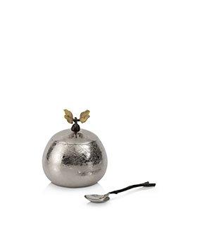 Michael Aram - Butterfly Ginkgo Pot w/ Spoon