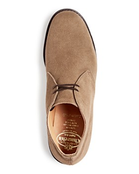 Church's - Men's Ryder Suede Chukka Boots