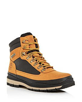 Timberland - Men's Field Trekker Waterproof Nubuck Leather Cold-Weather Boots
