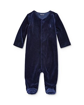 Ralph Lauren - Boys' Velour Footie - Baby