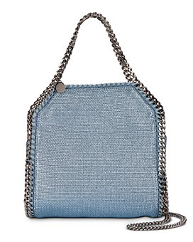 Stella McCartney - Falabella Mini Metallic Tote