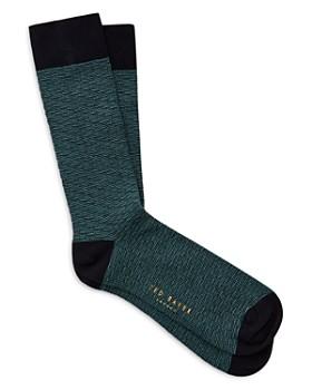 Ted Baker - Wynwood Abstract Pattern Socks