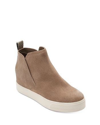 Dolce Vita - Women's Walker Platform Ankle Booties