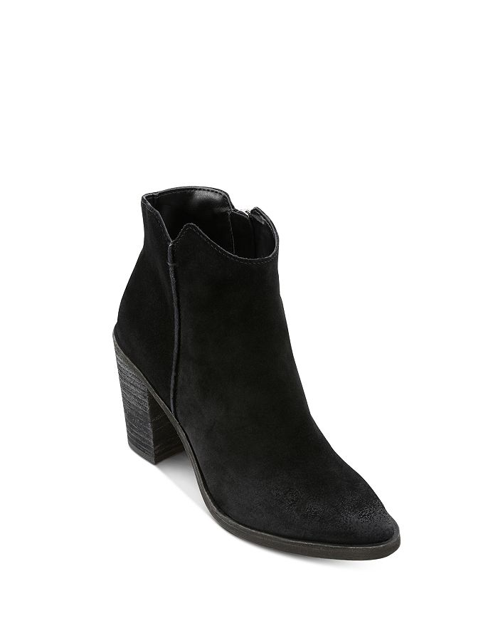 Dolce Vita - Women's Seyon Stacked Heel Ankle Booties