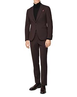 REISS - Malbec Twill Slim Fit Suit