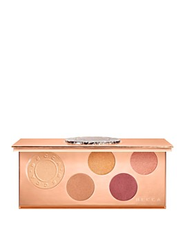 Becca Cosmetics - Pop Goes The Glow Champagne Pop Face & Eye Palette