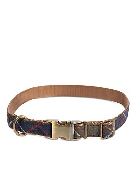 Barbour - Tartan Dog Collar