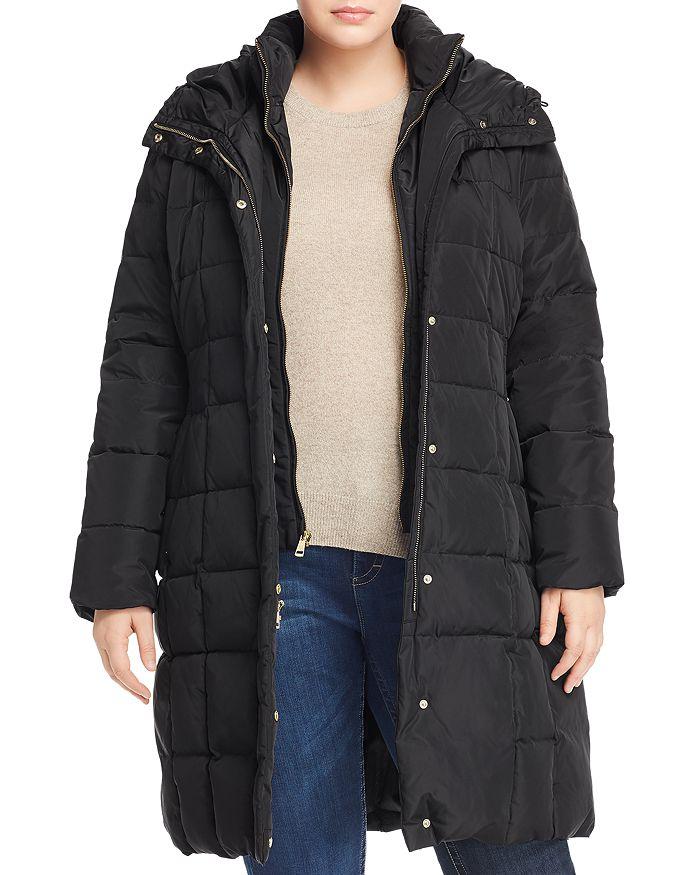 Cole Haan Plus - Mid-Length Puffer Coat