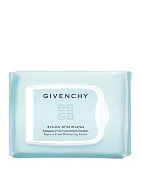 Givenchy - Hydra Sparkling Express Fresh Moisturizing Masks