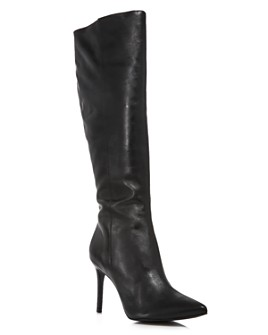 AQUA - Women's Indiala High-Heel Tall Boots - 100% Exclusive