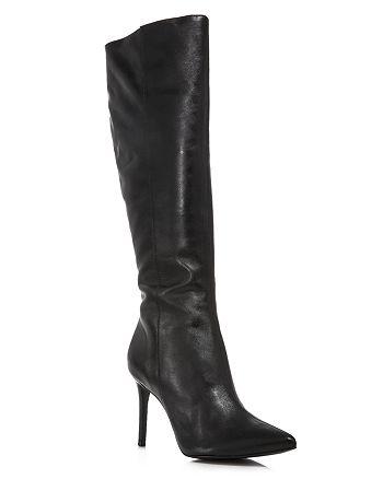 AQUA - Women's Indiala High-Heel Tall Boots - 100% Exclusive