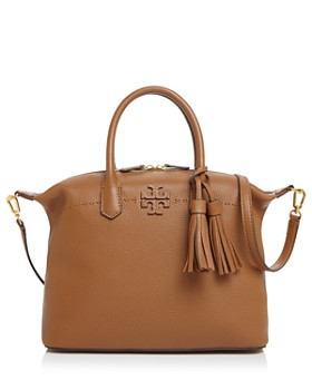 Tory Burch - McGraw Slouchy Leather Satchel