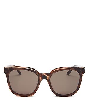 Illesteva Women's Camille Oversized Square Sunglasses, 67mm