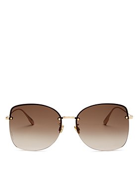 Dior - Women's DiorStellaire7 Aviator Sunglasses, 62mm