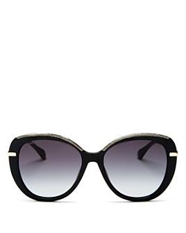 Jimmy Choo - Women's Butterfly Sunglasses, 56mm