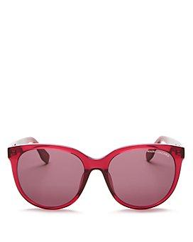 MARC JACOBS - Women's Round Sunglasses, 55mm