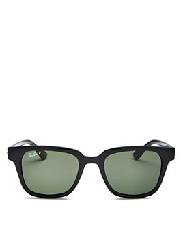 Ray-Ban - Unisex Polarized Square Sunglasses, 51mm