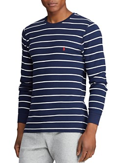 Polo Ralph Lauren - Striped Long-Sleeve Crewneck Tee