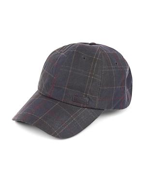 Barbour Darwen Tartan Sports Cap