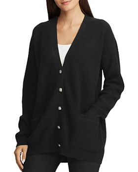 Ralph Lauren - Washable Cashmere Cardigan - 100% Exclusive