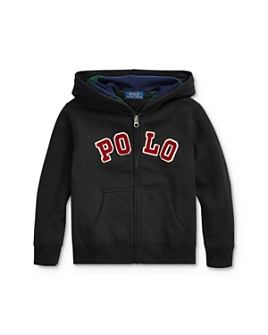 Ralph Lauren - Boys' Polo Zip-Up Hoodie - Little Kid