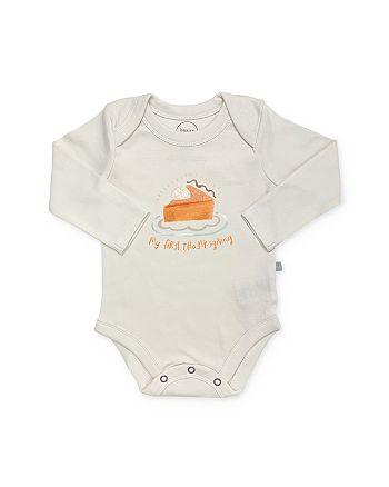 Finn & Emma - Unisex My First Thanksgiving Bodysuit - Baby