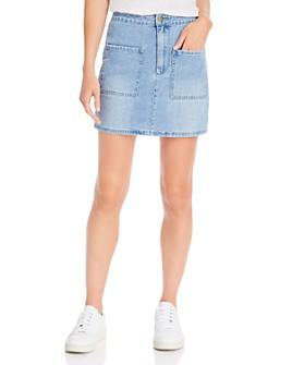 Billabong - Magic Touch Denim Skirt