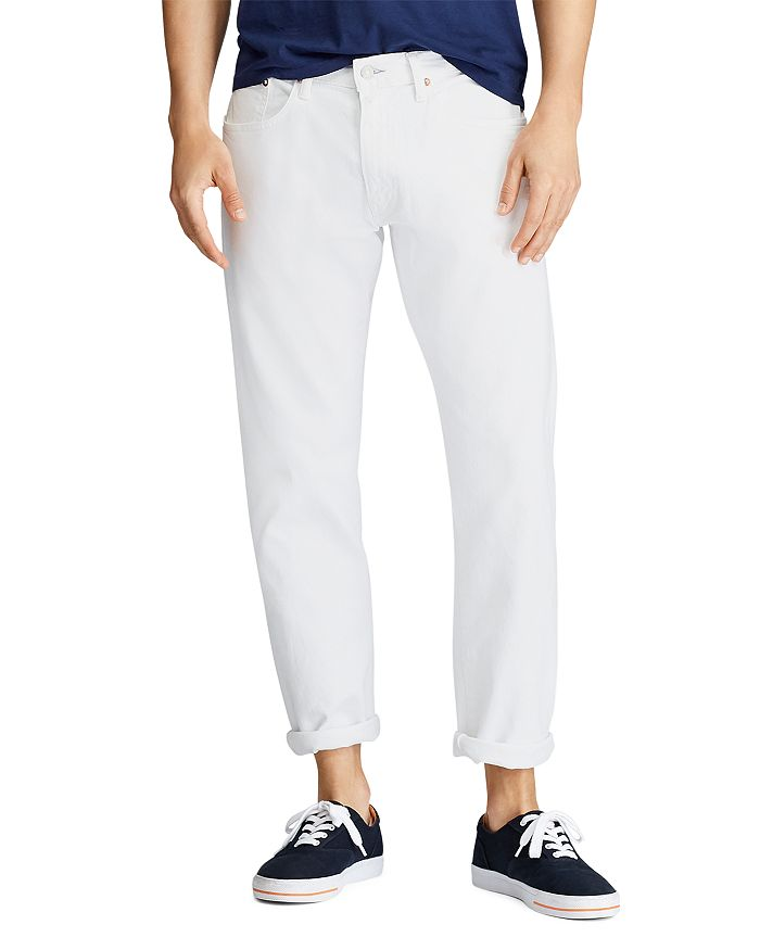 Polo Ralph Lauren - Hampton Relaxed Straight Fit Jeans