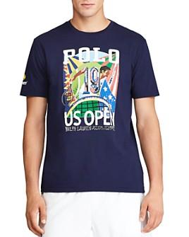 Polo Ralph Lauren - 'Polo US Open' Graphic Logo Tee