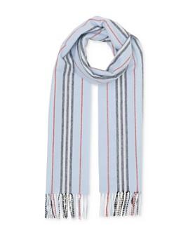 Burberry - Icon Stripe Cashmere Scarf
