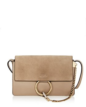 Chloé - Faye Small Leather Shoulder Bag