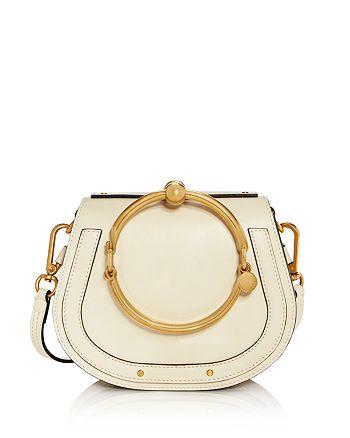 Chloé - Nile Small Leather Bracelet Crossbody