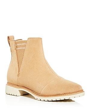 Toms Boots WOMEN'S CLEO WATER-RESISTANT BOOTIES
