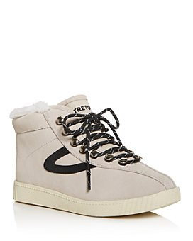 Tretorn - Women's Nylite High-Top Sneakers