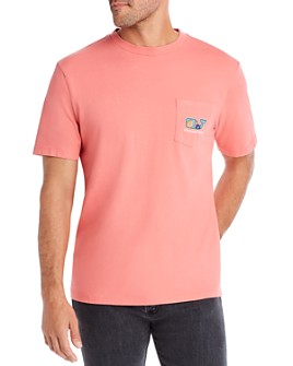 Vineyard Vines - Tailgate Whale Pocket Tee