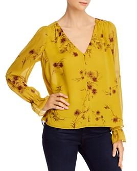 Joie - Bolona Silk Floral-Print Blouse