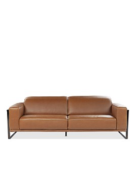 Giuseppe Nicoletti - Bari Leather Sofa - 100% Exclusive