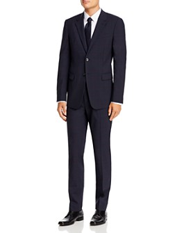 Theory - Plaid Slim Fit Suit Separates