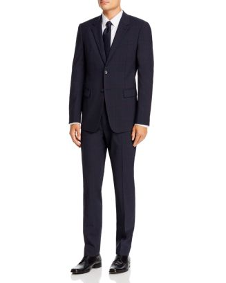 plaid-slim-fit-suit-separates by theory