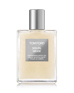 Tom Ford Soleil Neige Shimmering Body Oil 3.4 oz.