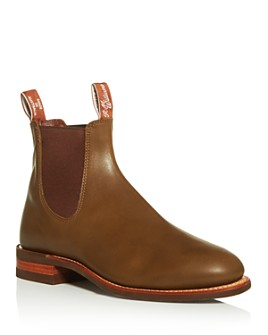 R.M. Williams - Men's Turnout Leather Chelsea Boots