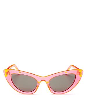 Saint Laurent Women\\\'s Lilly Cat Eye Sunglasses, 52mm-Jewelry & Accessories