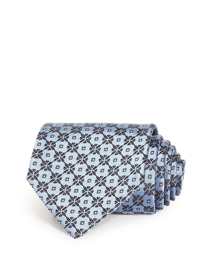Ermenegildo Zegna - Medallion Silk Classic Tie