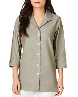 Foxcroft - Non-Iron Cotton Shirt