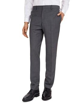The Kooples - Zigzag Seam Slim Fit Trousers