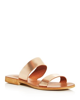 Cocobelle - Women's Slide Sandals